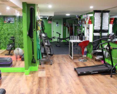 Spacious Gym, Brooklyn, NY