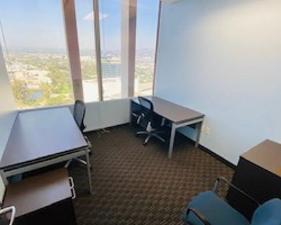 Team Office for 3 at Regus