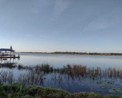 Nice Waterfront 3/2 Home On Big Ski Lake! Coming Soon! Haines City, FL!