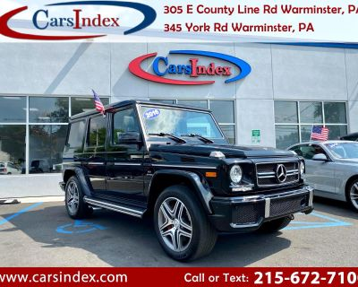 Used 2016 Mercedes-Benz G-Class AMG G 63