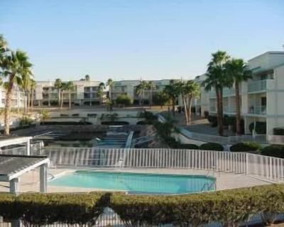 River/Beach/Marina View Condo - Snowbirds welcome! - Bullhead City