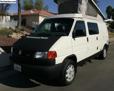 2000 Eurovan Camper V6