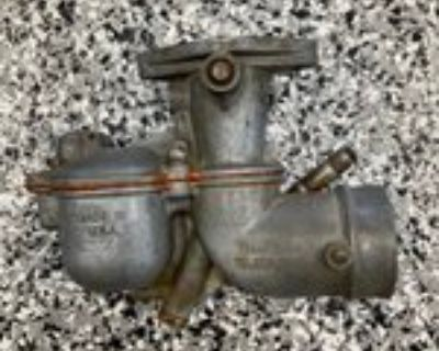 Tillotson Model X Carburetor (Model A)