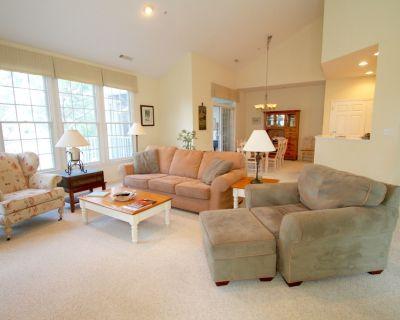 Resort Villa at Bear Trap Dunes - 3 Miles to Bethany Beach! - Ocean View