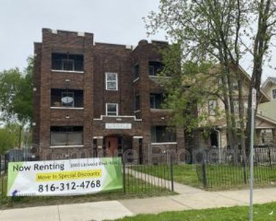 3000 E Linwood Blvd #2SW, Kansas City, MO 64128 2 Bedroom Condo