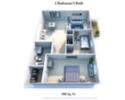 Crown Ridge Apartments - 2 Bedrooms 1 Bath