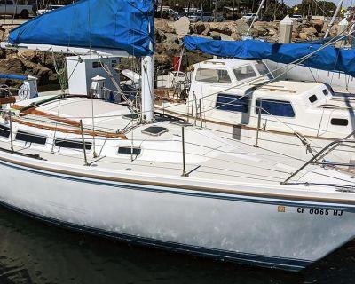 1984 30' Catalina 30