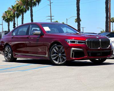 Pre-Owned 2020 BMW 7 Series M760i xDrive All Wheel Drive
