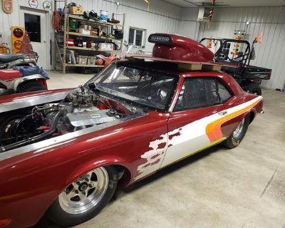 67 Camaro Drag Car ROLLER