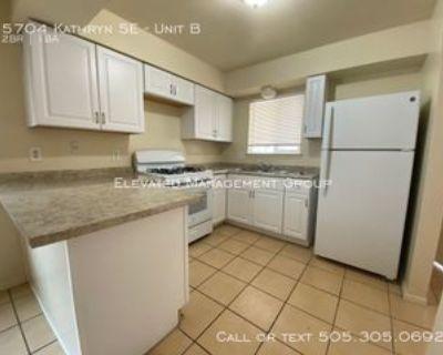 5704 Kathryn Ave Se #B, Albuquerque, NM 87108 2 Bedroom Apartment
