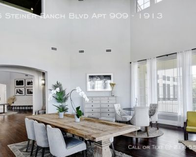 The location you want . . . the luxury you deserve! apartments in Steiner Ranch Neighborhood Association ..