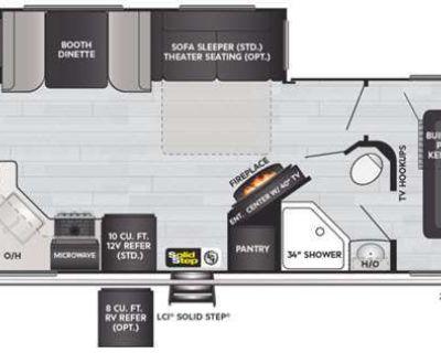 2021 Keystone Rv Outback Ultra Lite 302UBH