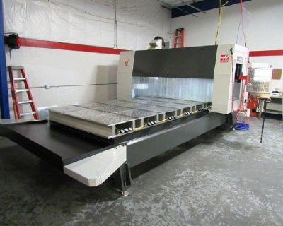2017 Haas GR712 CNC Gantry Router   Haas CNC Router