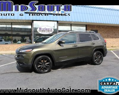 Used 2015 Jeep Cherokee Limited FWD