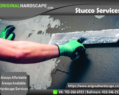 Stucco Service Baltimore