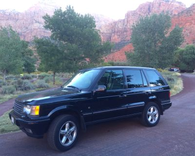 In search of 2002 P38 Range Rover Westminster Edition to replace lost one...
