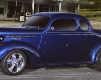 1938 Plymouth Coupe All-Steel Hemi Restored Mopar
