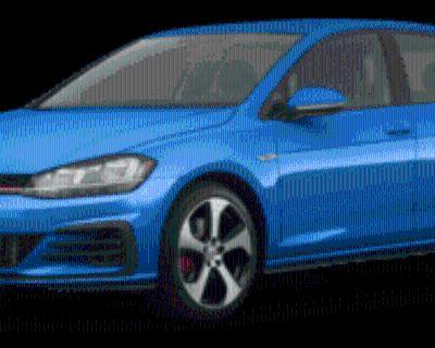 2019 Volkswagen Golf GTI 2.0T Rabbit Edition DSG