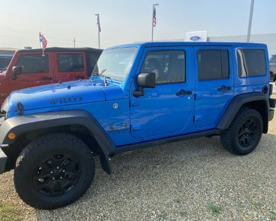 2016 Jeep Willy s Wrangler Unlimited