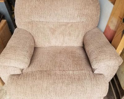 Free recliner, will deliver locally