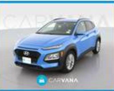 2018 Hyundai Kona Blue, 12K miles
