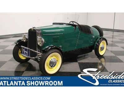 1937 American Austin Roadster