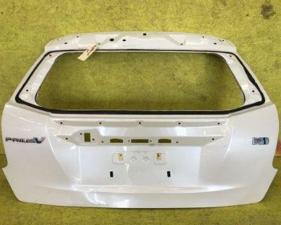 12-15 Toyota Prius V Hatchback Trunk Lid Hatch Liftgate Oem