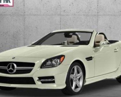 2013 Mercedes-Benz SLK SLK 55 AMG