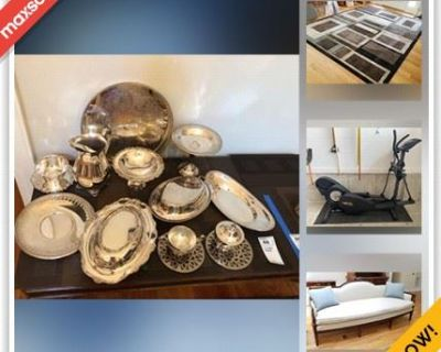 Reading Downsizing Online Auction - Johnson Woods Drive