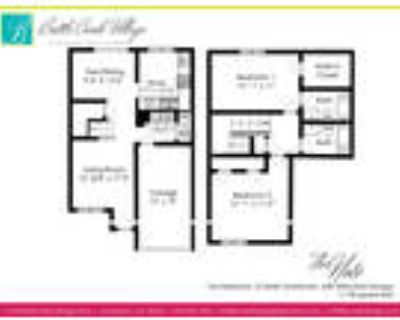 Battle Creek Village Townhomes - The Note - 2 Bed, 2.5 Bath Town Home