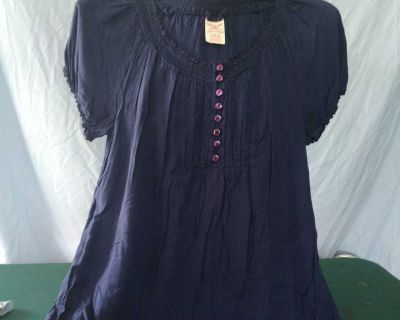 Faded Glory Navy Top