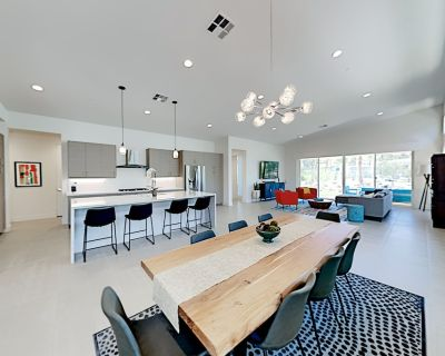 Luxe New-Build at The Huntley | 2,500 Sq Ft with Chef s Kitchen | Pool - Indian Wells