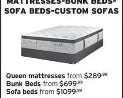 Queen mattresses