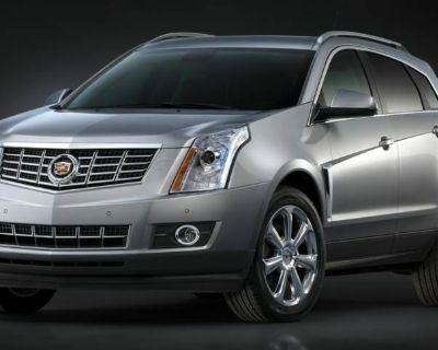 2014 Cadillac SRX Luxury Collection