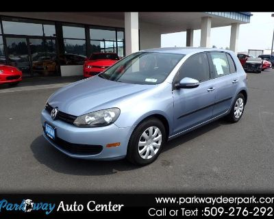 Used 2010 Volkswagen Golf 4dr HB Auto