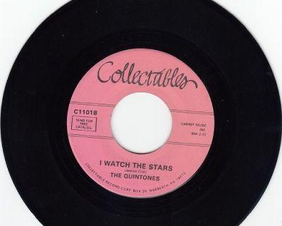 QUINTONES ~ I Watch The Stars*Mint-45 !