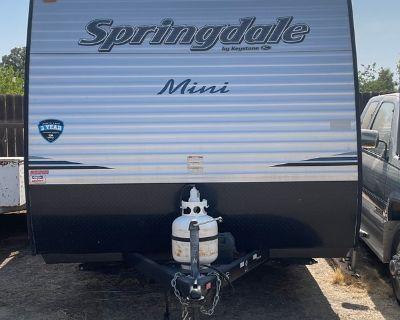 2018 Keystone Springdale Mini 1800BH