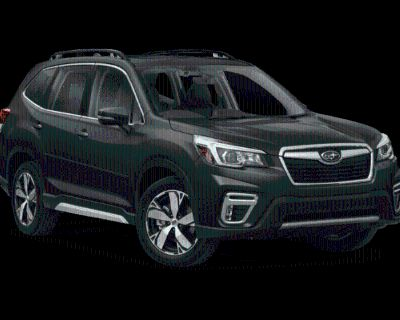 New 2021 Subaru Forester Touring AWD