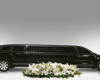 Funeral Limousine | Limousine Service DC, VA, MD | Crown Limo Service