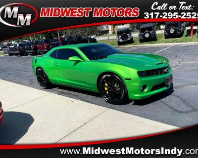 Used 2011 Chevrolet Camaro 2dr Cpe 2SS