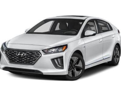 New 2022 Hyundai Ioniq Hybrid SEL