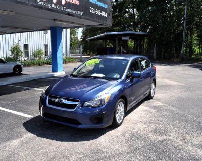 Used 2013 Subaru Impreza Wagon 5dr Auto 2.0i Premium