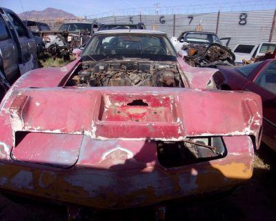1976 Corvette Rear Bumper (PARTING OUT)