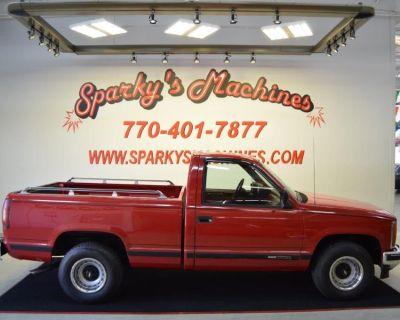 1988 GMC Sierra 2 Door Truck