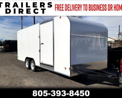 2021 Sky Trailers Cargo / Enclosed Trailer EN85207235 FREE DELIVERY