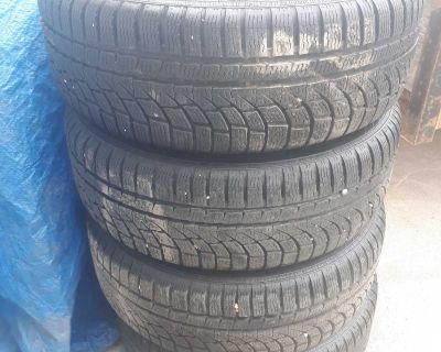4 All weather plus tires