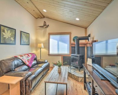 NEW! Sequim Condo: Olympic Discovery Trail Access! - Sequim