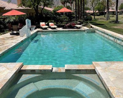 Beautiful 4+ BR/4 BA, 10th green Nick Private Golf, Huge Pool, Casita, Offices - La Quinta