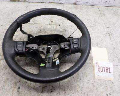 93 94 95 96 97 Jeep Laredo Left Driver Steering Wheel Oem Leather 24416
