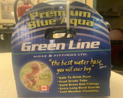 Green Line Water hose 1/2 X 100